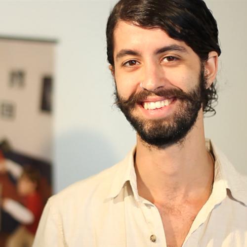 Ricardo Jaén, UP Collective Director