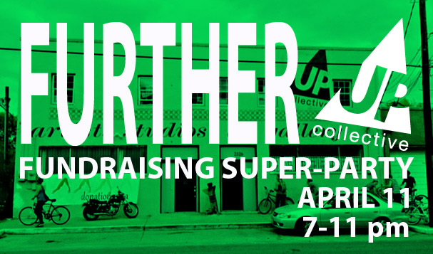 Join us for our Members Show during our final hurrah of our fundraising campaign. Art, Drinks, Music, and Up swag.