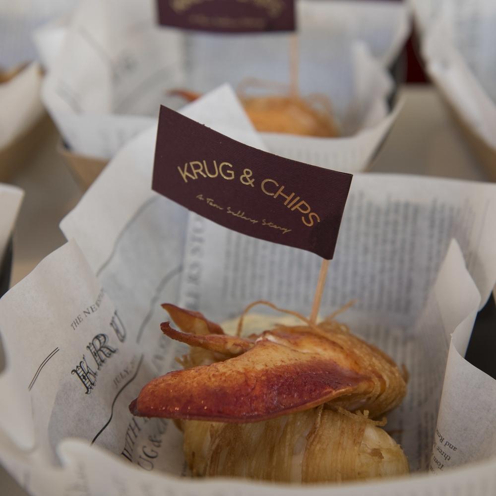 Krug & Chips