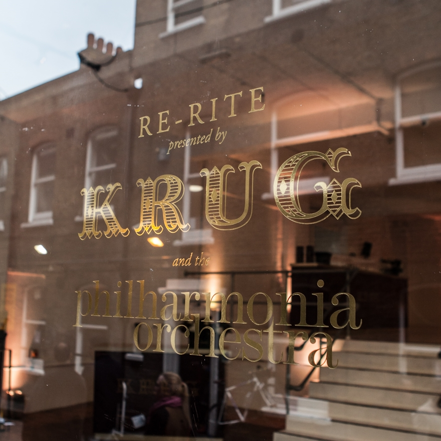 Global Celebration of Krug Grand Cuvee