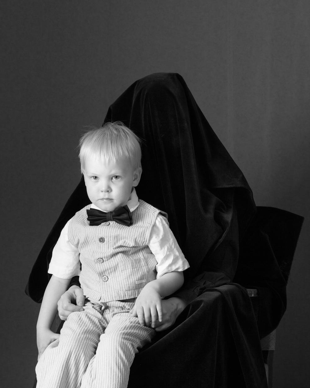 Lapsi ja äiti Child With Mother
