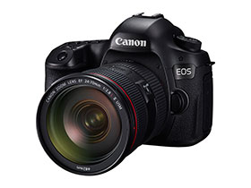 120-megapixel SLR camera (for illustrative purposes only)