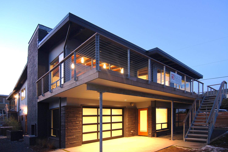 BUILD LLC--Halladay Street Remodel