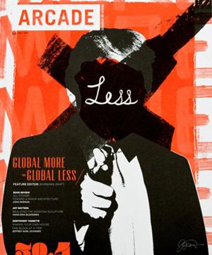 ARCADE Magazine Fall 2012 John Ronan interview