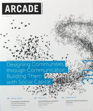 ARCADE Magazine Winter 2011 Bijoy Jain interview