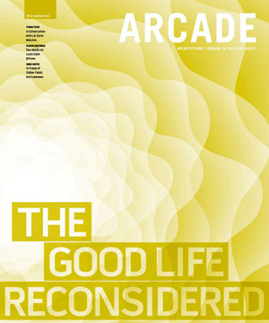 ARCADE Magazine    Summer 2011  Liz Dunn interview
