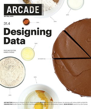 ARCADE Magazine Fall 2013 Joshua Aidlin interview