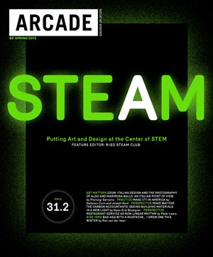 ARCADE Magazine Spring 2013 Jared Della Valle interview