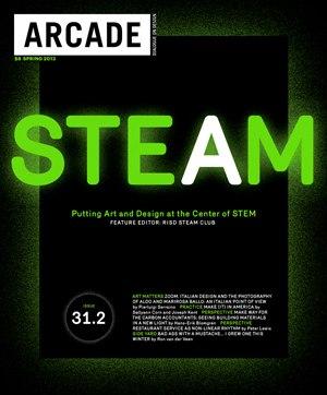 ARCADE Magazine Spring 2013 Jared Della Valle interview