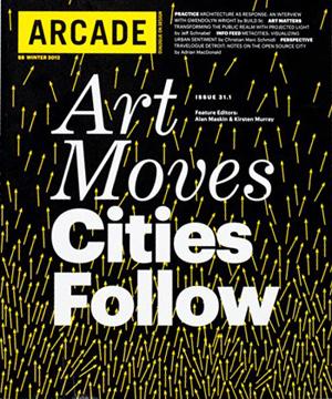 ARCADE Magazine Winter 2012 Gwendolyn Wright interview