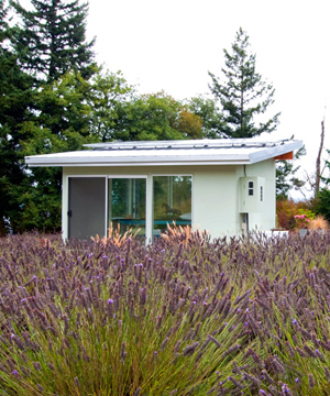 NW Home Magazine May 2012 Whidbey Potting Shed
