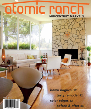 Atomic Ranch Magazine Fall 2011 Innis Arden remodel