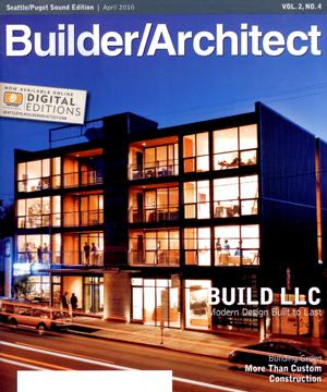 Builder/Architect April 2010 Features BUILD LLC