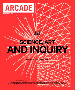 ARCADE Magazine Summer 2013 Stanley Saitowitz interview
