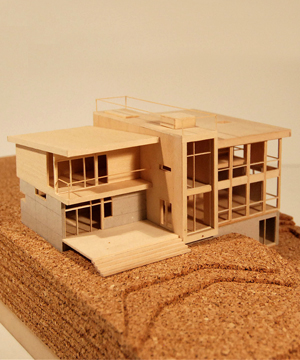 Seattle Architecture Foundation June 2009 BUILD LLC exhibited at the 12th annual Model & Drawing Exhibit