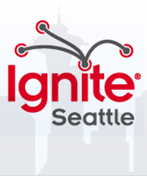 Ignite Seattle November 19, 2011 BUILD LLC lectures at the University of Washington for the Ignite Series