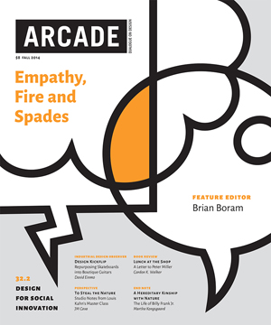 ARCADE Magazine Fall 2014 AvroKO interview
