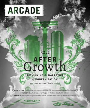 ARCADE Magazine Spring 2014 Laurie Hawkinson interview