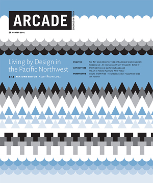 ARCADE Magazine  Winter 2014  Gert Wingårdh interview