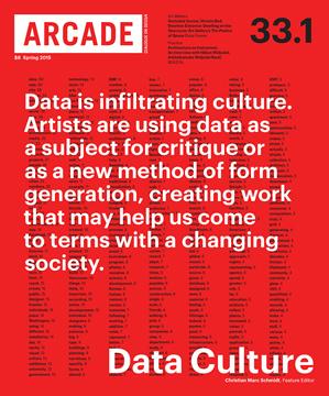 ARCADE Magazine Spring 2015 Håkan Widjedal Interview