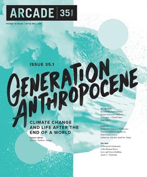 ARCADE Magazine    Spring 2017  Rebecca Barnes & Kristin Kenney Interview