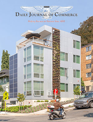 Daily Journal of Commerce    October 2019    602 Building