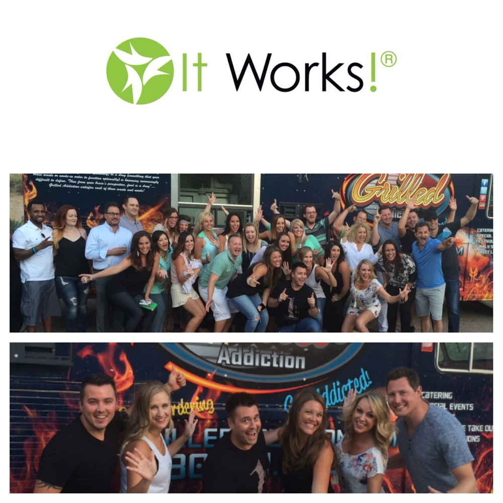 """IT WORKS"" HAD A GREAT TIME AT THEIR PRIVATE DISTRIBUTOR EVENT!"