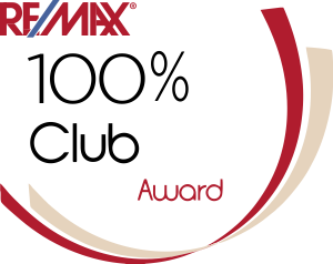 RE/MAX 100% Club Award 2016