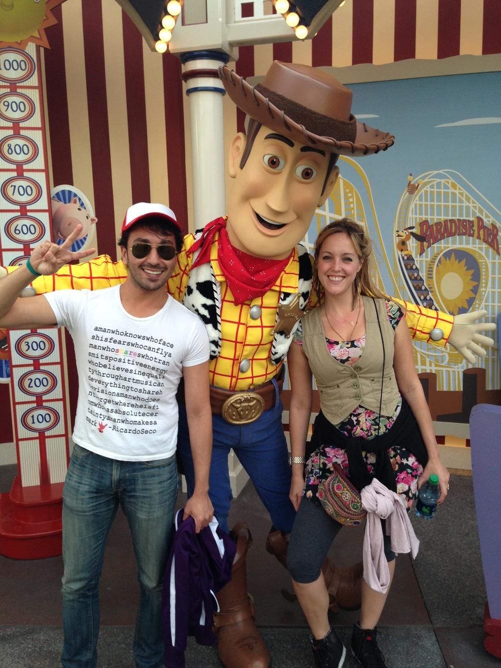 Ese Woody...