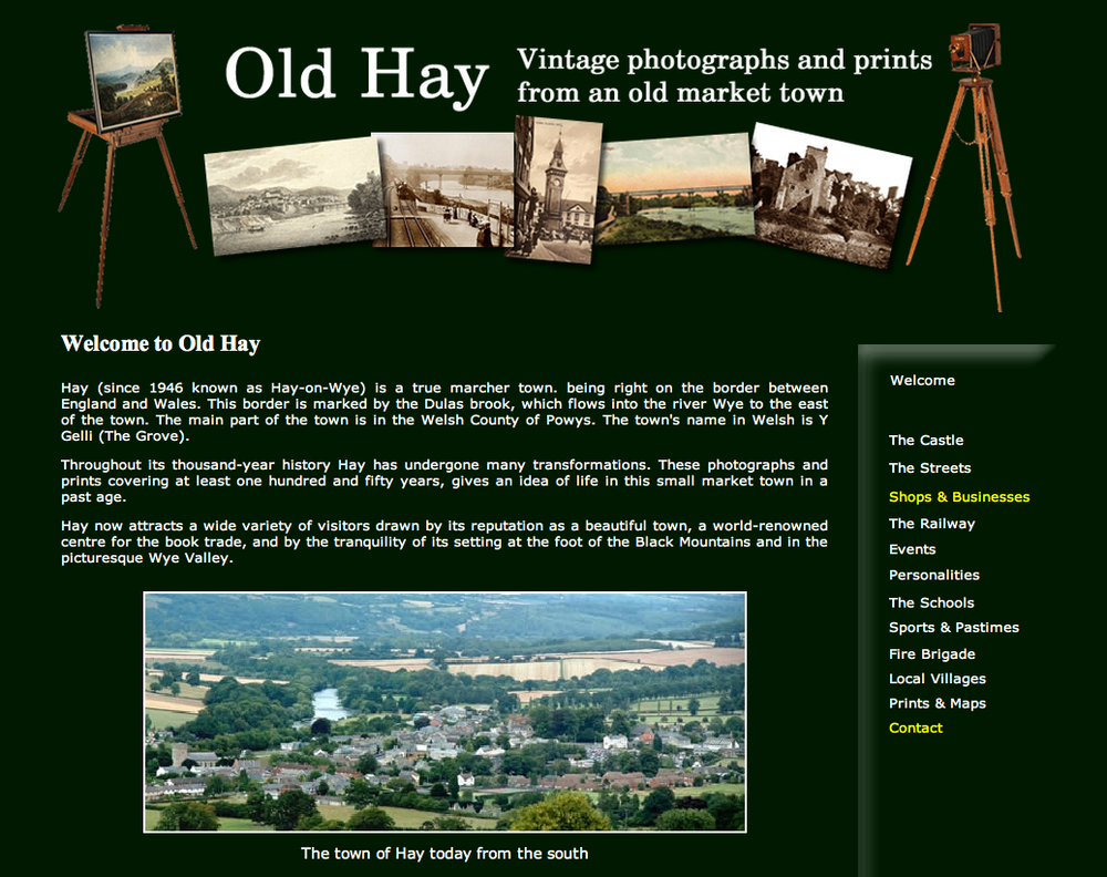 old hay