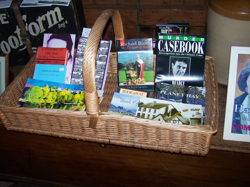 Books about Hay on Wye