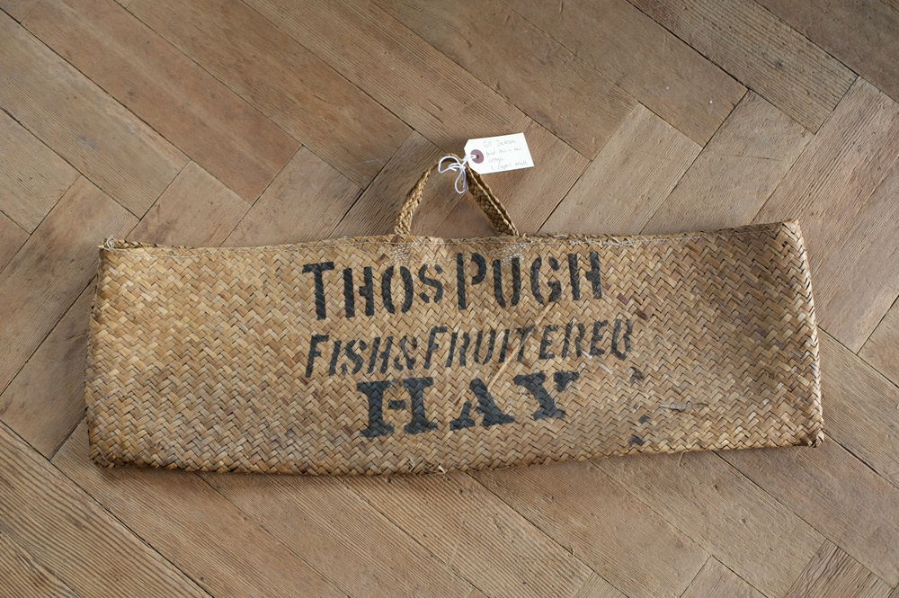Wicker bag from Pugh's