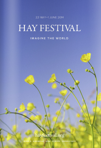 Hay Festival 2014 - click to see brochure online