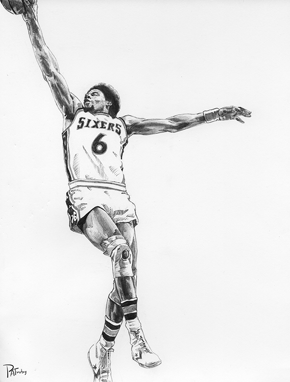 "Julius ""Dr. J"" Erving"