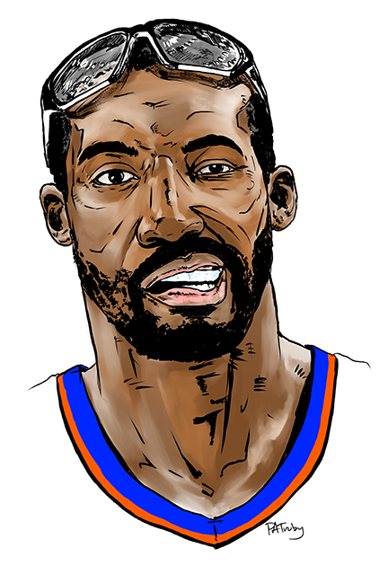 Amar'e Stoudemire |  buy prints here