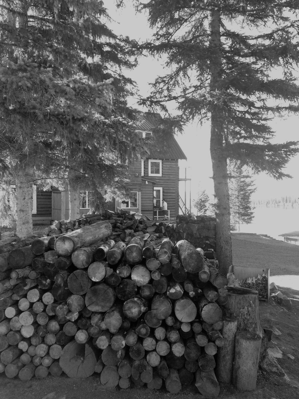 Pennask Lake Lodge
