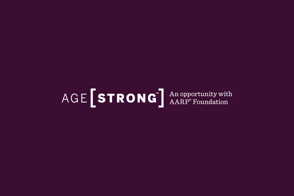 AARP Foundation | Age Strong Identity