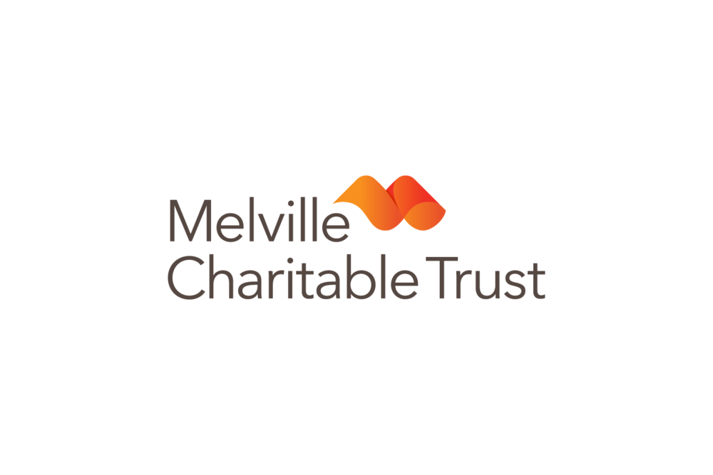Melville Charitable Trust Identity & Website Design