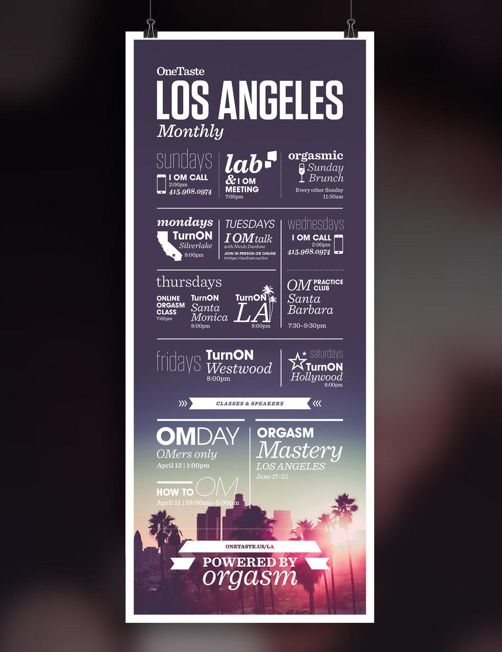 Poster Series | OneTaste
