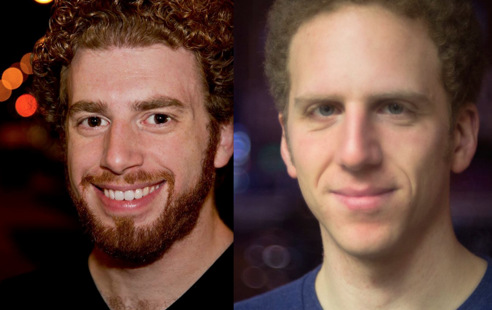 Budding sketch and Improv comicsDaniel J. Conroy and Jeff Prentky as titular duo.