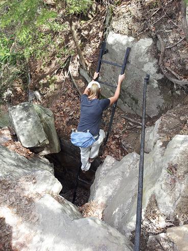 Hiking West VirginiaEndless Wall