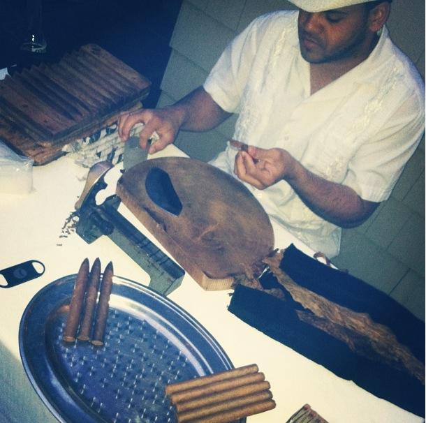 Cigar Roller For the Birthday Man!