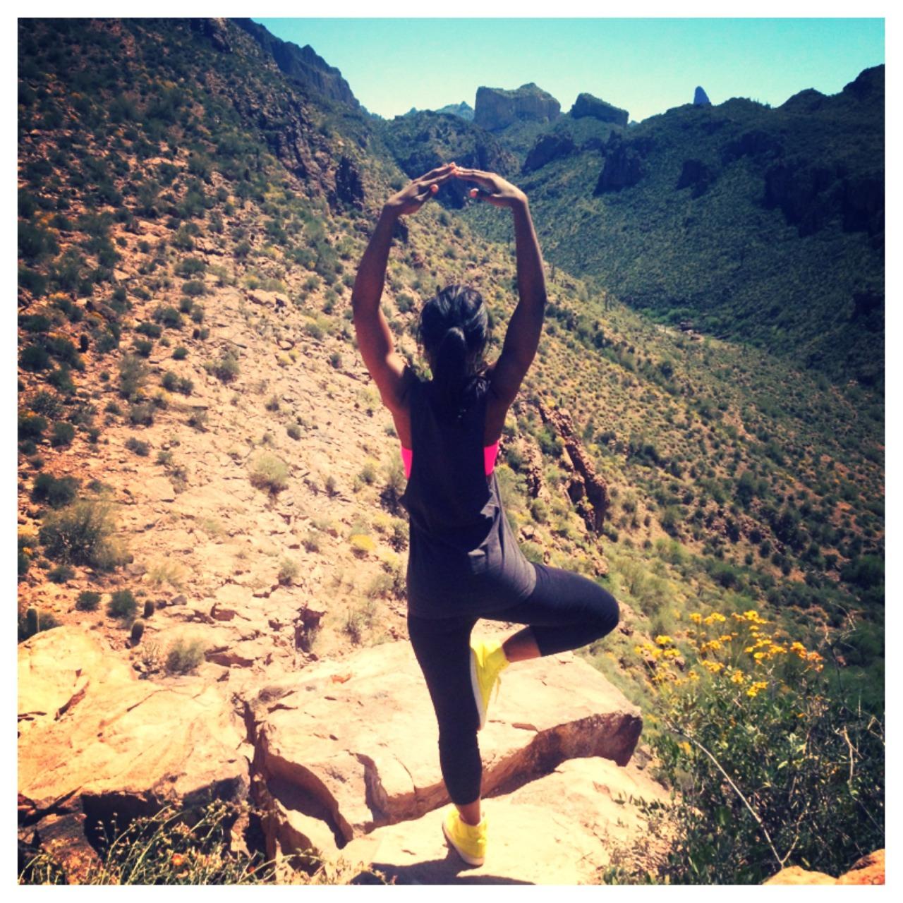 Ballet in the Desert. Thuglife.
