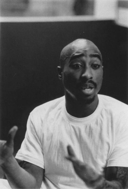 Tupac Tuesday! Passionate.