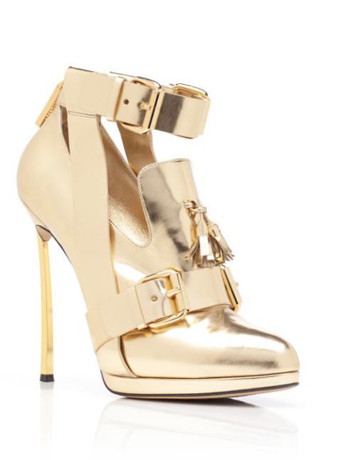 Happy Feet.  Prabal Gurung x Casadei collaborative shoe.
