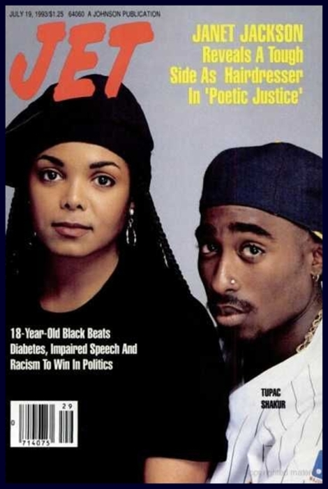 Tupac Tuesday! Jet & Janet.