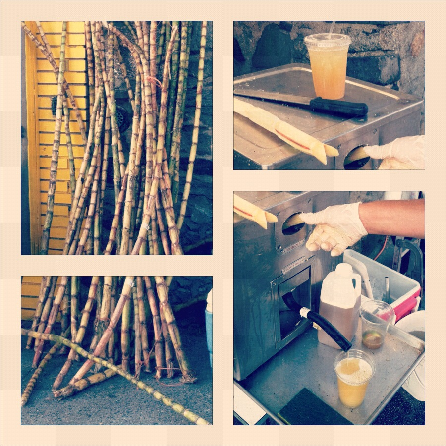 ScreenSnacks! My Vice. Sugar Cane Juice.