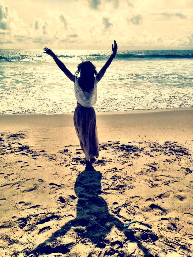 Beach Peace.