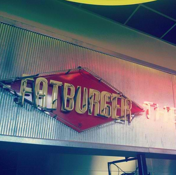 Fat Burger Love:)