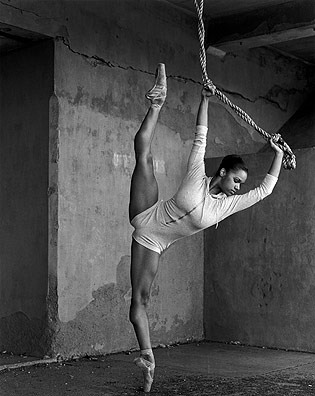 Ballet All Day. therockballerina: Misty Copeland… the Black Ballerina.